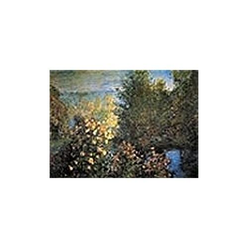 Ricordi Puzzle Le Jardin Des Hoschede (2000 Parça)