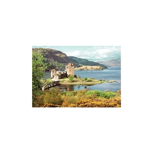 Castorland 2000 Parça Eilean Donan Castle, Scotland