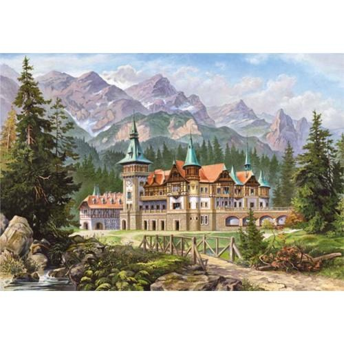 Castorland 3000 Parça Puzzle Castle Of The Mountains