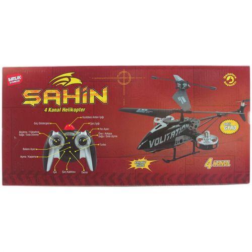 Bircan Oyuncak Şahin Kırılmaz Helikopter 70942-1