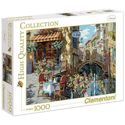 Clementoni 1000 Parça Puzzle Ristorante Tartufo
