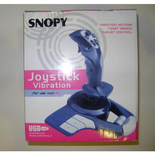 Snopy Joystick Vibration Pc Usb2.0