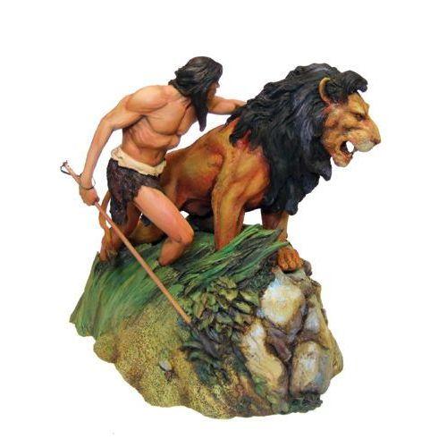 Dark Horse - Tarzan & The Golden Lion Statue