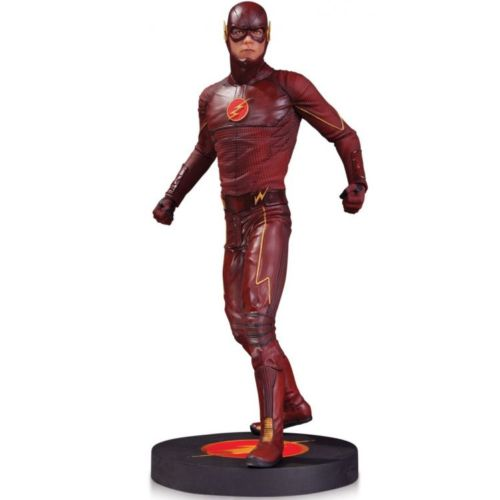 DC Collectibles Flash Barry Allen TV Statue