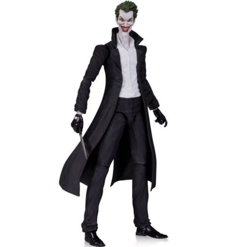 DC Collectibles The Joker Trenchcoat Action Figure