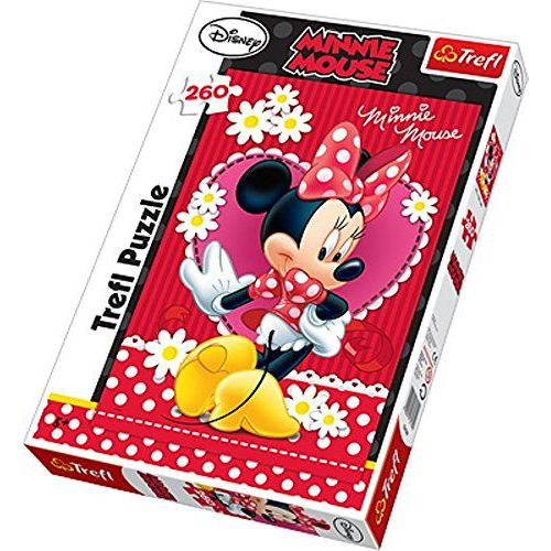 Trefl Puzzle Disney Minnie Mouse (260 Puzzle)