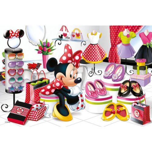Trefl 60 Parça Puzzle Minnie Mouse
