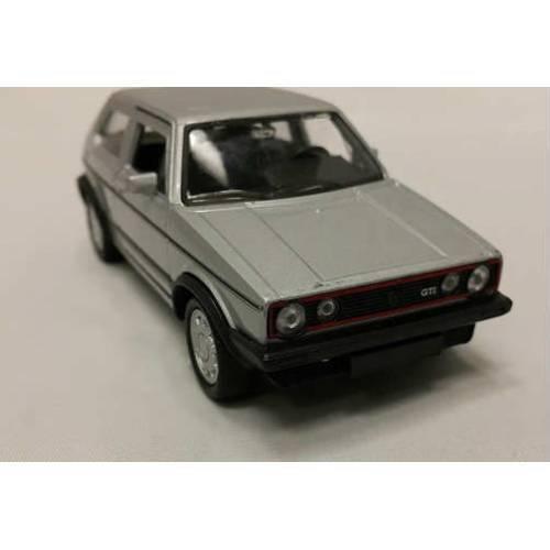 Kinsmart Volkswagen Golf Gti Metal Araba Gri 1:32