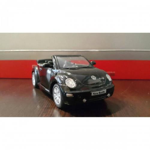 Diecast Volkswagen New Bettle 2003 Metal Araba