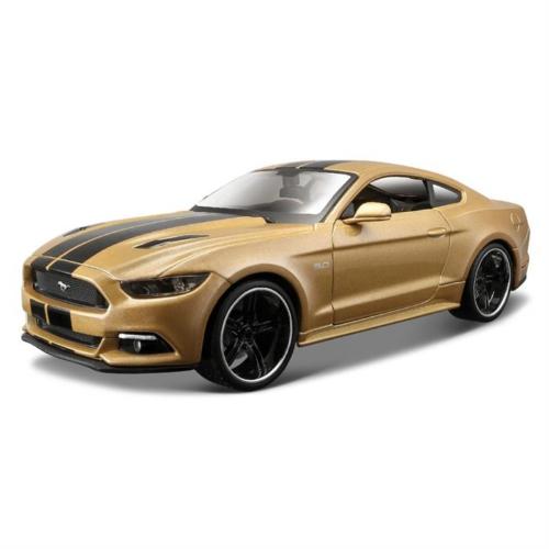 Maisto 2015 Ford Mustang GT 1:24 Muscle Altın