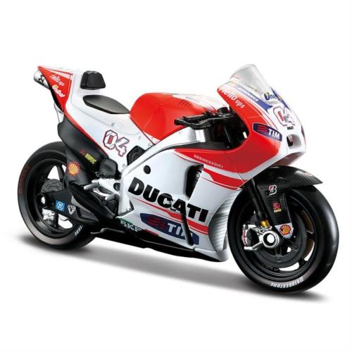 Maisto 1:18 Ducati Desmosedici 2015 Andrea Dovizioso