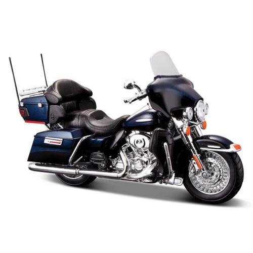 Maisto Harley Davidson 2013 FLHTK Electra 1:18 Model Motorsiklet