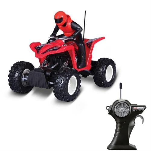 Maisto Tech Rock Crawler ATV U/K Motor Kırmızı