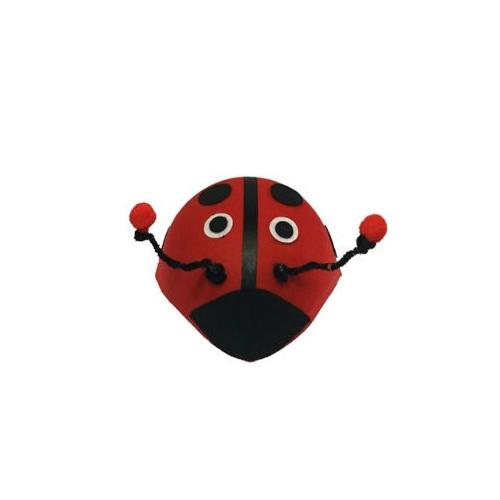 Toptancı Kapında Uğur Böceği Şapka