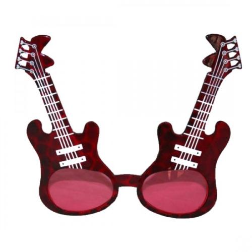 Rock 'N' Roll Gitarı Gözlük