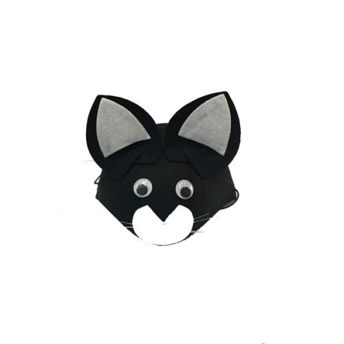 Kedi Model Şapka