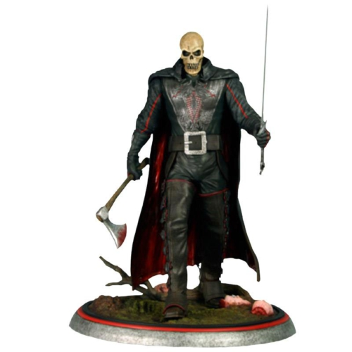 Hollywood Collectibles Sleepy Hollow: 1:4 Scale Headless Horseman Statue