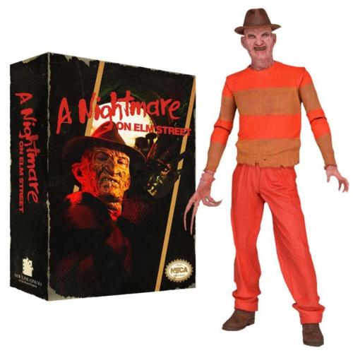 Neca Nightmare On Elm Street: Freddy Krueger Classic Video Game Figure