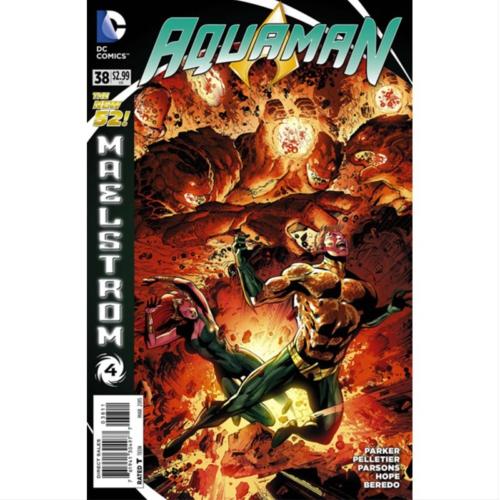 Dc Comics Aquaman #38