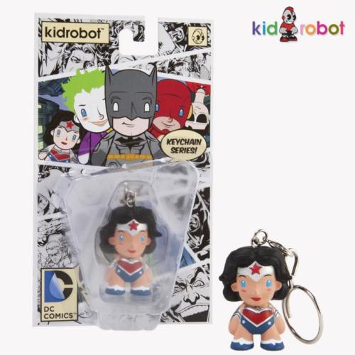 Kidrobot Dc Universe Wonder Woman Keychain Anahtarlık