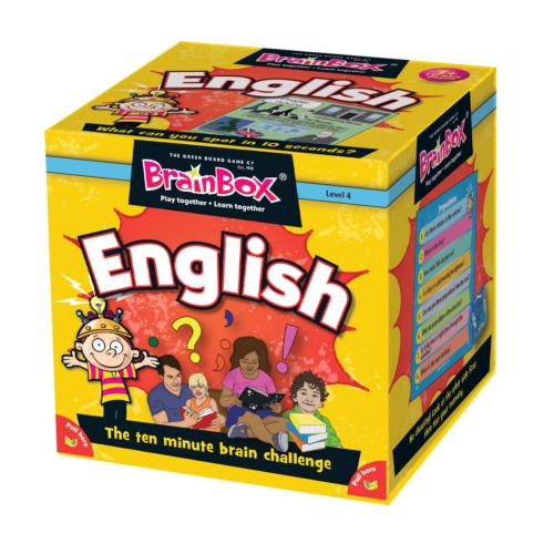 GreenBoard BrainBox İngilizce (English)