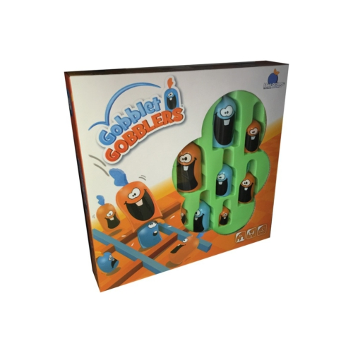 Blue OrangeGobblet Küçük Yaş (Gobblet Gobblers) - plastik