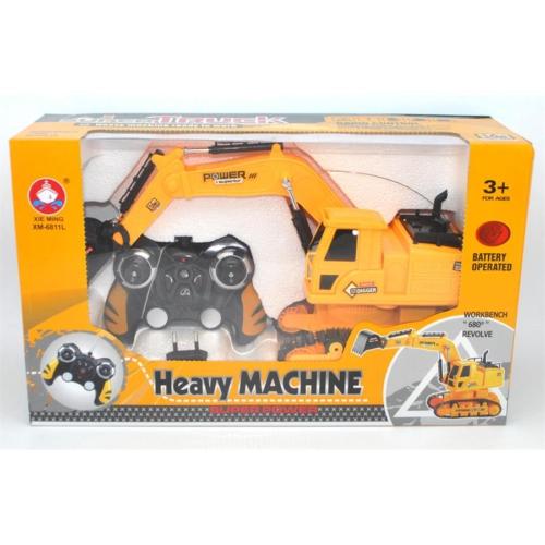 Mega 6811 U/K İş Makinası
