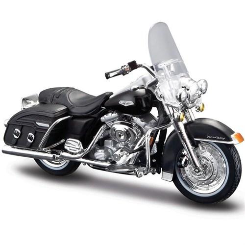 Maisto Harley Davidson 2001 Flhrcı Road 1:18 Model Motorsiklet