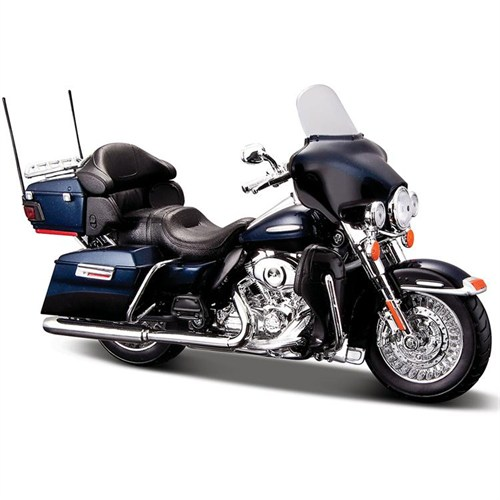 Maisto Harley Davidson 2013 Flhtk Electra Glide 1:18 Model Motorsiklet