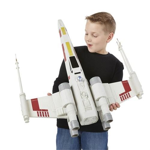 Star Wars Hero Series X-Wing Fighter 80 Cm