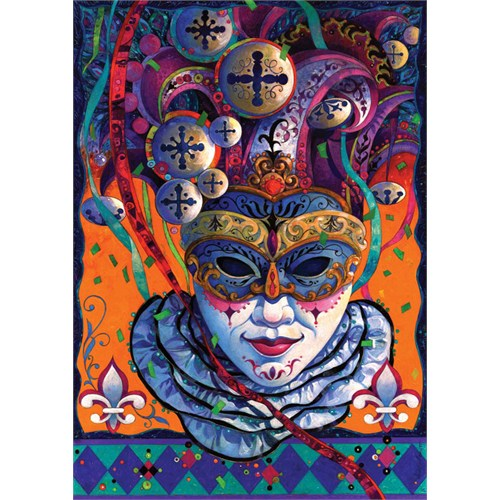 Art Puzzle Karnaval 1000 Parça Puzzle