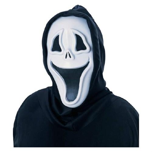 Gülen Howling Ghost Maske