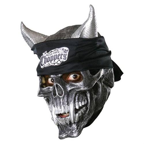 Speed Demon 3/4 Vınyl Maske