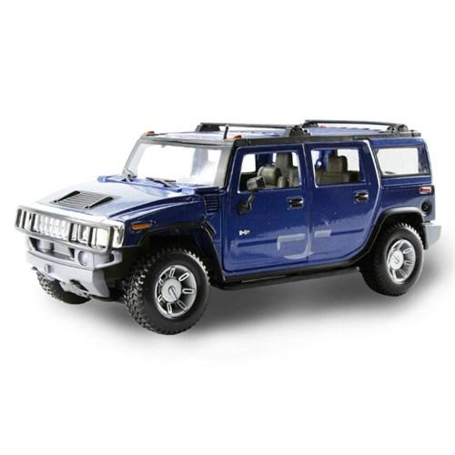 Maisto 2003 Hummer H2 Suv Araba 1:24 Model Araba S/E