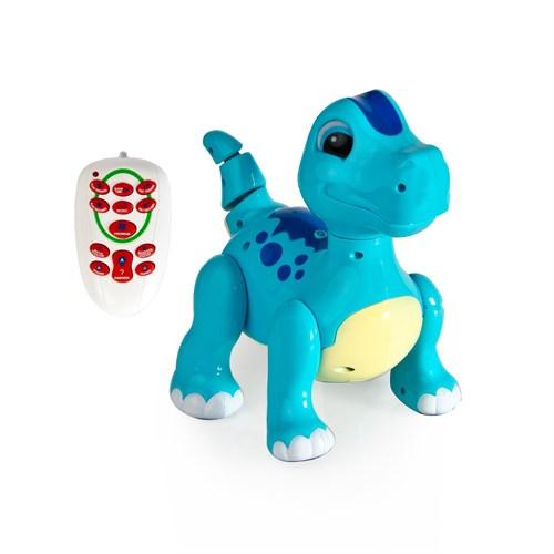 Uzaktan Kumandalı Robot Dinozor- Mavi
