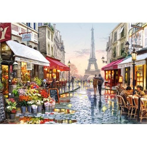 Castroland Çiçekçi Puzzle (1500 Parça)