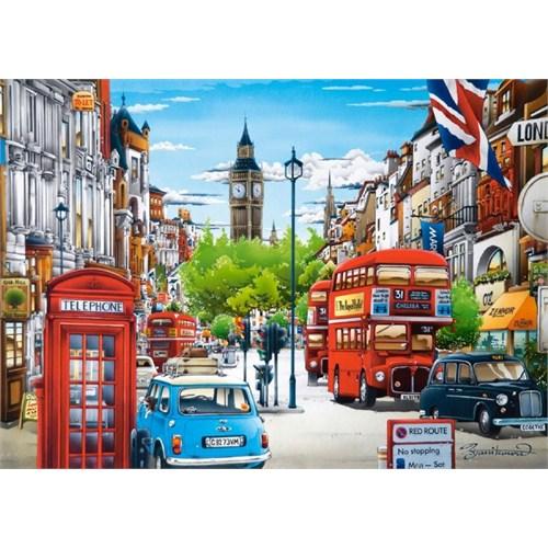 Castorland 1500 Parça Londra Puzzle