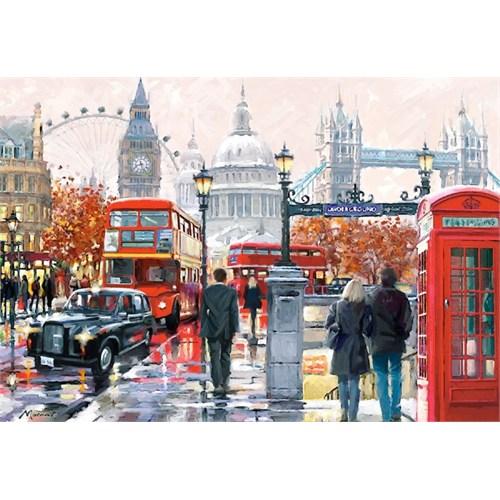 1000 Londra Kolaj Puzzle (Castorland)