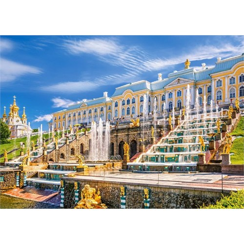 Castorland 1000 Parça Puzzle - Peterhof Palace, St. Petersburg