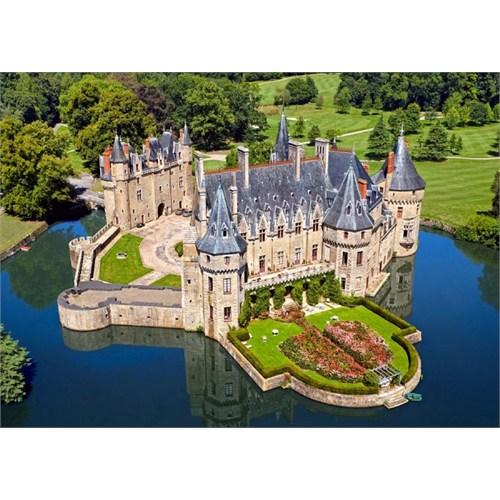 Castorland 1000 Parça Puzzle - Château Of The Loire Valley