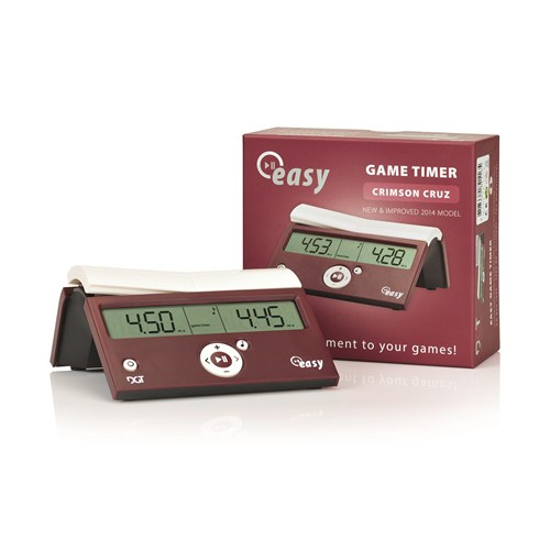 Dgt Easy Klasik Elektronik Satranç Saati (Türkçe Kılavuzuyla)