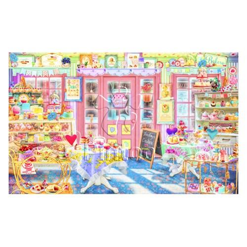Pintoo Pastacı Plastik Puzzle 1000 Parça