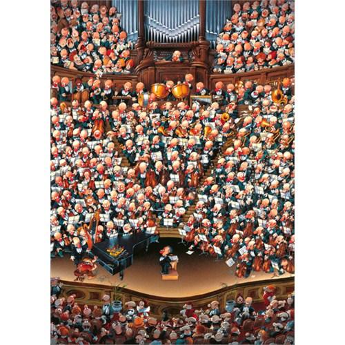 Heye Puzzle Orchestra, Loup (2000 Parça)