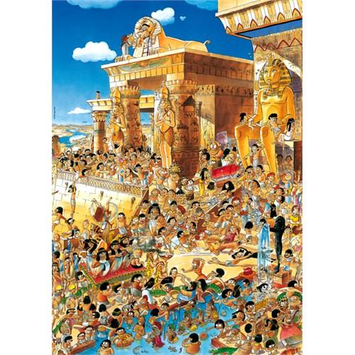 Heye Puzzle Egypt Prades (1000 Parça)