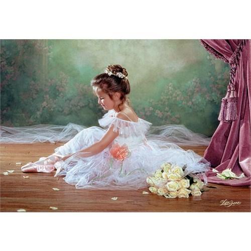 Castorland Puzzle Peaceful Ballerina (500 Parça)