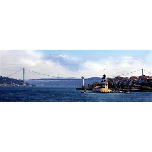 Anatolian Puzzle Kız Kulesi Boğaz Köprüsü (1000 Parça)