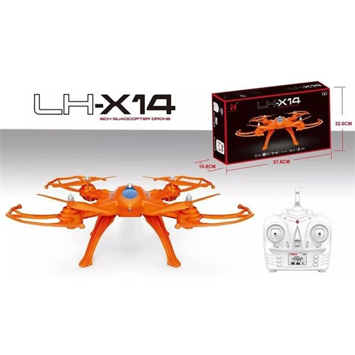 Lh-X14 2.4Ghz Quadcopter Drone