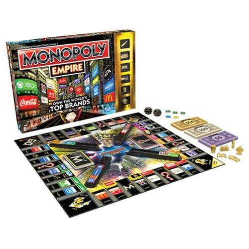 Engin Oyuncak Monopoly Empire 19592