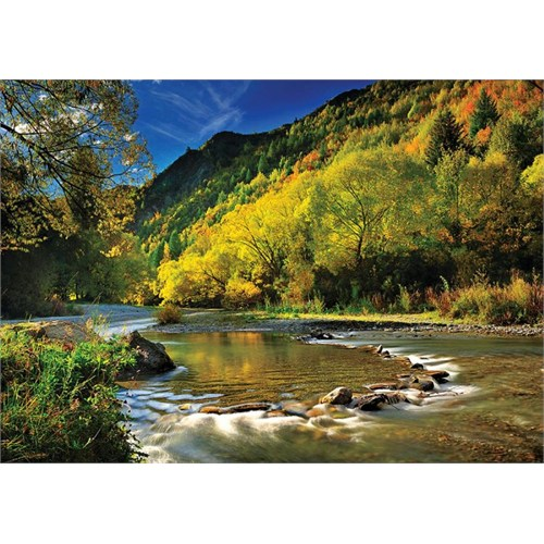 Trefl 1000 Parça Arrow River New Zealand Puzzle