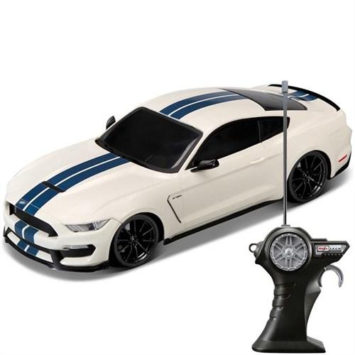 Maisto Ford Shelby Gt 350 1:14 Uzaktan Kumandalı Araba Beyaz